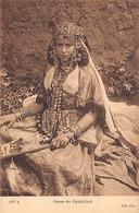 Scènes & Types - Femme Des Ouled Naïls - Ed. ND Phot. Neurdein 166A - Frauen