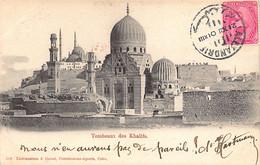 Egypt - CAIRO - Caliphs' Tombs - Publ. Lichtenstern 210 - Cairo