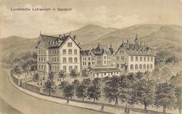 SASBACH (BW) Lendersche Lehranstalt - Sasbach