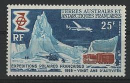 TAAF N° 31 Cote 40 € Neuf ** (MNH) (voir Description) - Unused Stamps