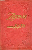 Agenda Du Commerce De L'industrie Et Des Besoins Journaliers 1918. - Collectif - 1918 - Agenda Vírgenes