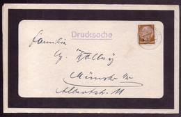 DR Brief Drucksache MÜNSTER (WESTF) - 7.8.40 - Mi.513 - Cartas