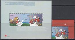 2008 Madeira Europa CEPT Post Complete Set Of 1 + Souvenir Sheet MNH - 2008