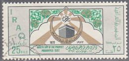 IRAQ  SCOTT NO  656   USED   YEAR  1972 - Iraq