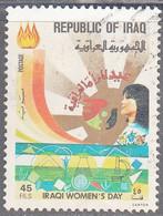 IRAQ  SCOTT NO  1061   USED   YEAR  1982 - Iraq
