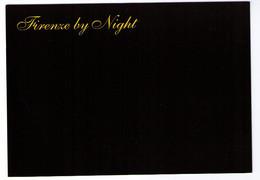 Firenze By Night - Black Humor, Bei Nacht / By Night  / La Nuit, Ref #BN2466 - Firenze (Florence)