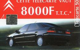 TELECARTE  France Telecom  50 UNITES - Telecom Operators