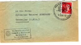 47755 - CACHET  NAZI DI DEUTSCHE  ARBEITSFRONT... - Alsace Lorraine