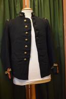 FRANCE 14/18, TUNIQUE D'OFFICIER MOD 93, 144 ÈME RI, BORDEAUX - Uniforms