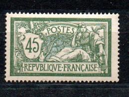 U1-1  France Merson N° 143 ** à 10 % De La Côte. A Saisir !!! - 1900-27 Merson