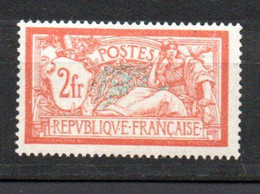 U1-1  France Merson N° 145 **  à 10 % De La Côte. A Saisir !!! - 1900-27 Merson