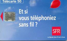 TELECARTE  France Telecom  50 UNITES  2.500.000 Ex. - Telecom Operators