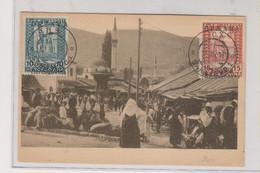 BOSNIA AND HERZEGOVINA SHS YUGOSLAVIA SARAJEVO 1918 Nice Postcard - Bosnië En Herzegovina