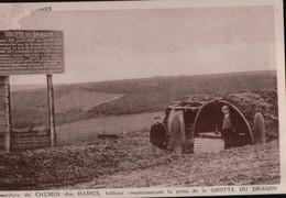 15740  CHEMIN DES DAMES????    14 18   ECRITE - Oorlog 1914-18