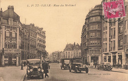 LILLE : RUE DU MOLINEL - Lille