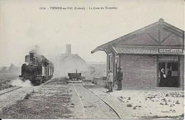 Vienne En Val La Gare Du Tramway Carte Neuve - Autres Communes