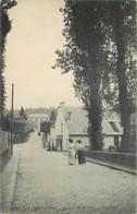 GIF - Avenue De La Gare.(dos Carte Publicitaire, Lessive La Croix). - Gif Sur Yvette