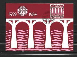 1984 - LIECHTENSTEIN - 1984