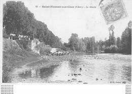 SAINT FLORENT SUR CHER LE GLACIS 1906 TBE - Autres Communes