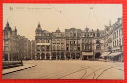 LEUVEN -  LOUVAIN -  Place Des Martyrs (côté Ouest) - Leuven
