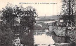 [78] Yvelines > Beynes Le Pont Barra Le Gué De La Mauldre Env à Dromard Neully - Beynes