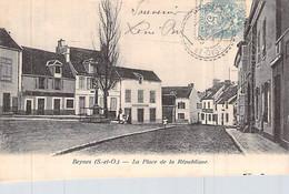 78 Yvelines Beynes Place De La République Env à Fortin Yonne - Beynes
