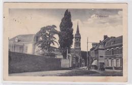 94318 Feldpost AK Lambersart - Straßenansicht Mit Geschäften Und Kirche 1916 - Sin Clasificación