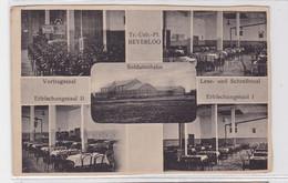 90921 AK Truppenübungsplatz Beverloo - Soldatenheim, Lese & Schreibsaal 1916 - Sin Clasificación
