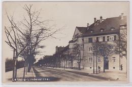 89971 Foto Ak Leipzig Schönefeld Lindenallee Am Mariannenpark Um 1920 - Sin Clasificación