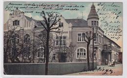 89471 Ak Großröhrsdorf Ball Etablissement Grüner Baum 1910 - Sin Clasificación