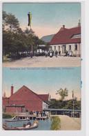 84604 AK Schönborn (Rumburk) - Gasthaus Und Gondelfahrt Zum Goldflössel 1912 - Boehmen Und Maehren