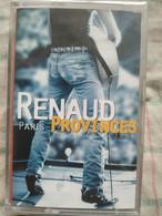 Renaud: Paris Provinces Aller Retour/ Cassette Audio-K7 NEUVE SOUS BLISTER - Audio Tapes
