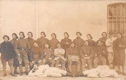 GAP - 157e Régiment De Chasseurs Alpins (voir Texte), Classe 1917 - Carte-Photo - Gap