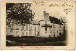 CPA AK Les RICEYS Chateau De RICEY-BAS (722896) - Les Riceys