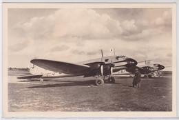 72544 Ak Heinkel Langstrecken Postflugzeug He116 Vor Dem Start Nach Japan - Sin Clasificación