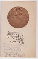 41924 Präge AK F. Schubert 1797-1828 - Immer Bleibe Dir Liebe, Verehrung & Dank - Sin Clasificación