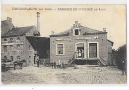 Fabrique De Chicorée De Looz ( Loon )  JE VENDS MA COLLECTION PRIX SYMPAS VOYEZ MES OFFRES - Borgloon