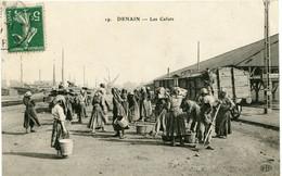 DENAIN - LES CAFUTS  - BEAU CLICHE RARE  - - Denain