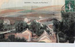 78 Yvelines Beynes Le Village Vu  Du Pont Barra Env à Bordes Courbevoie - Beynes
