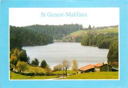 CPSM SAINT GENEST MALIFAUX - Le Barrage        L667 - Andere Gemeenten