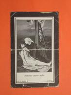 Coleta Boudulle - Bouten Geboren Te Wytschaete ( Wijtschate ) 1842 En Overleden Te Houthulst 1921   (2scans) - Godsdienst & Esoterisme