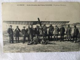 Le Crotoy école D'aviation Des Frères Caudron-15 - Manifestaciones