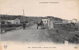 Saint-Alyre-d'Arlanc       63        Quartier De La Gare        (voir Scan) - Sonstige Gemeinden