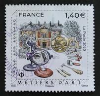 FRANCIA 2020 - 5454 - Oblitérés