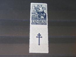 Pour L Aide Aux Résistants.année 1943  .n.65 ** - Unclassified