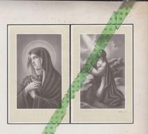 Paula Van Herzeele-Tack, Gijzelbrechtegem 1913, Avelgem 1960 - Todesanzeige