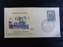 BELG.1960 1121 FDC (exposition) : Journée Du Timbre 1960 Dag V/d Postzegel - 1951-60