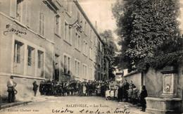 N°83995 -cpa Malzeville -les écoles- - Sonstige Gemeinden