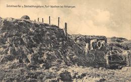 Antwerpen - Fort Waelhem - Barracks