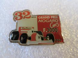 PIN'S       GRAND PRIX  NOGARO  F  3000  MARLBORO - F1